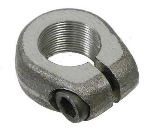 (New) 911/912/924/928/944/968 Clamping Nut for 18mm Wheel Spindle 1970-95