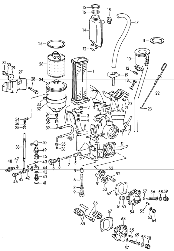 1963 Karmann Ghia Wiring Diagram
