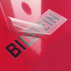 (New) Vintage 'BILSTEIN' Decal #1
