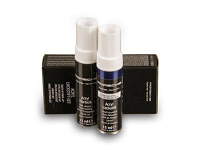 (New) Iris Blue Metallic Paint Touch-Up Applicator - 1992-2005