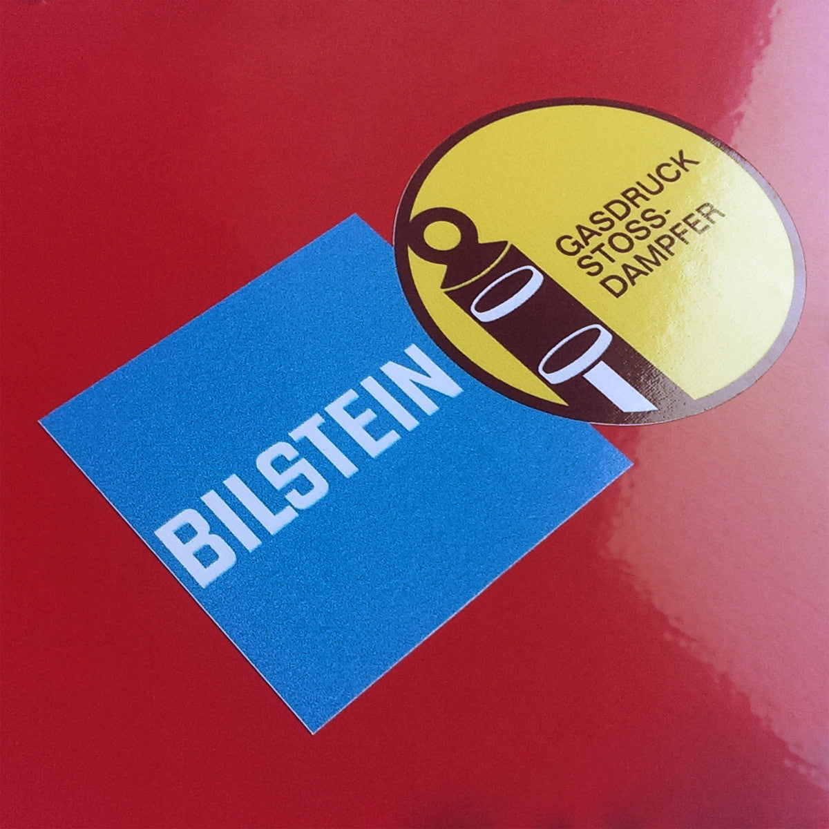New vintage bilstein decal 2