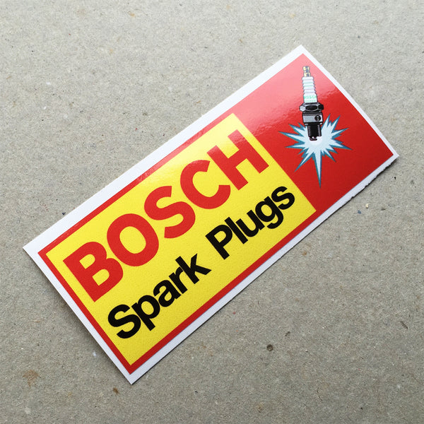 (New) Vintage 'BOSCH' Decal