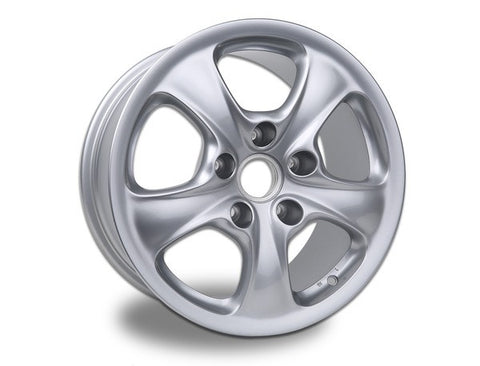 (New) 996 Rear Disc Wheel 9x17 ET 55 - 1999-2005