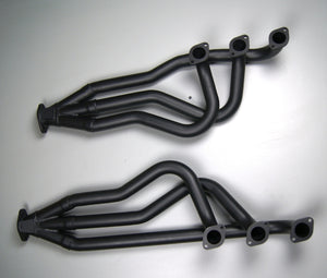 (New) 914 Pair of European Racing Headers w/ Street Adapter - 2.7-3.2L