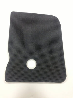 (New) 924/944 Left Side Hood Sound Pad - 1976-91