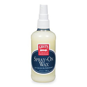 (New) 8oz Spray On Wax