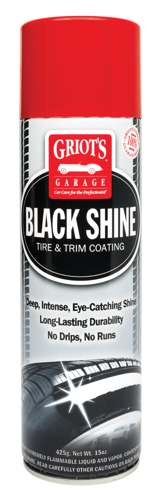 (New) 15oz Black Shine Tire and Trim Coating
