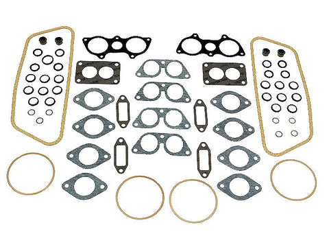 (New) 356/912 Engine Cylinder Head Gasket Set - 1950-69