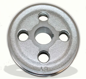 (New) 356/912 Four Hole Crank Pulley 1956-68