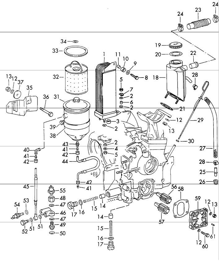 Porsche 356 Engine And Transmission Page 3