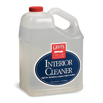 (New) 1 Gallon Interior Cleaner