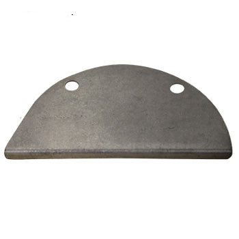 (New) 356 Left Engine Mount Cover Plate - 1950-65