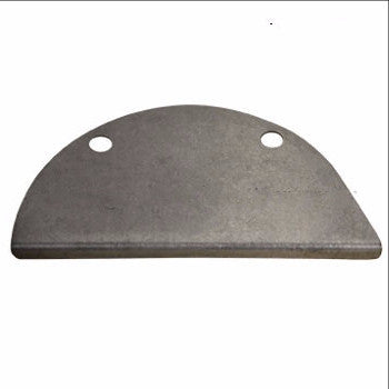 (New) 356 Right Engine Mount Cover Plate - 1950-65