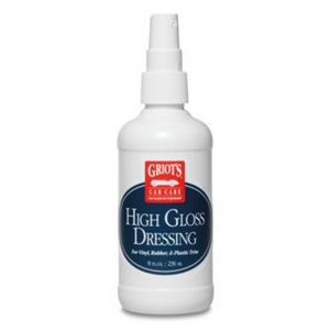 (New) 8oz High Gloss Dressing