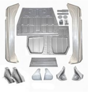 (New) 356 A Complete Floor Pan Kit - 1956-59