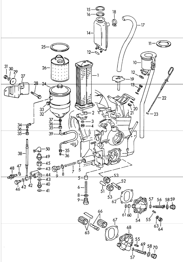 Aase Sales Porsche 911 912 930 Engine And Transmission Page 8