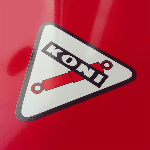(New) Vintage 'KONI' Decal