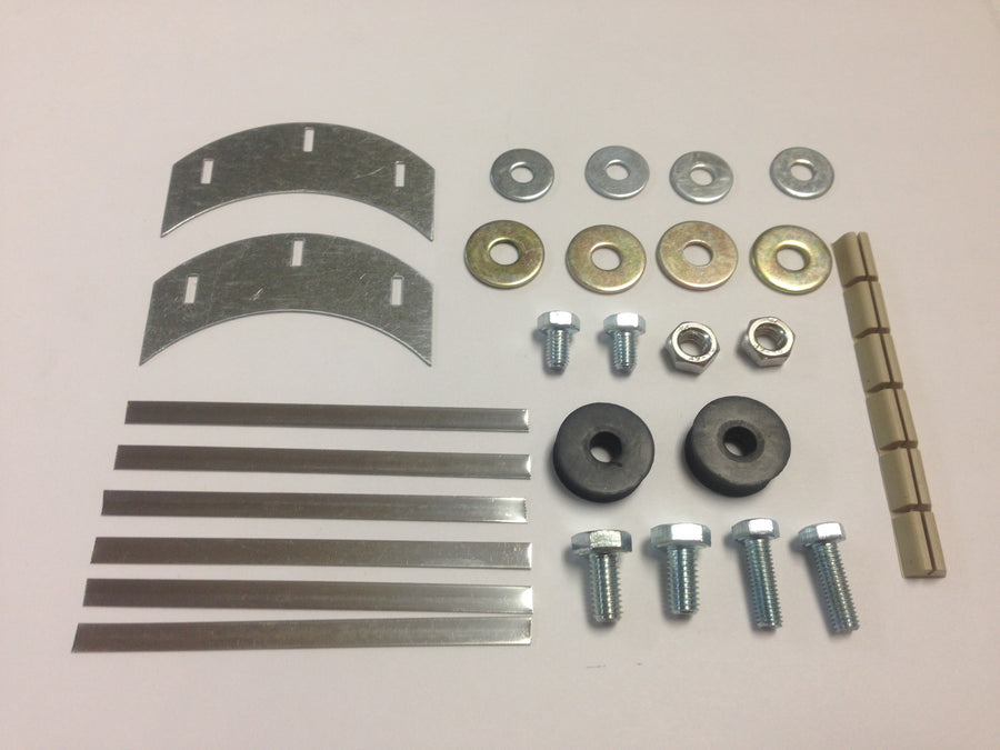(New) 356 Horn Grille Attachment Hardware Kit - 1960-65