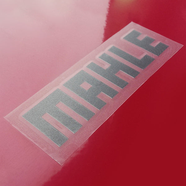 (New) Vintage 'MAHLE' Decal