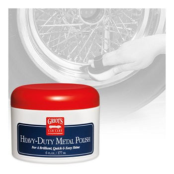 (New) 6oz Heavy Duty Metal Polish