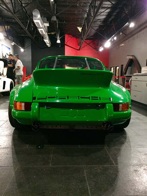 (New) 911 RSR 11'' Fiberglass Rear Bumper - 1973
