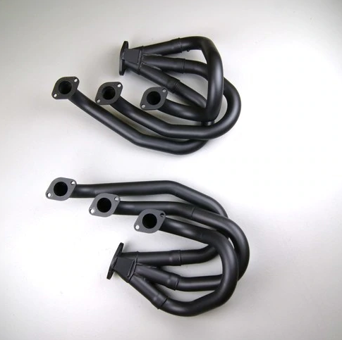 (New) 911 European Racing Headers w/ Street Adapters - 2.0-2.7L