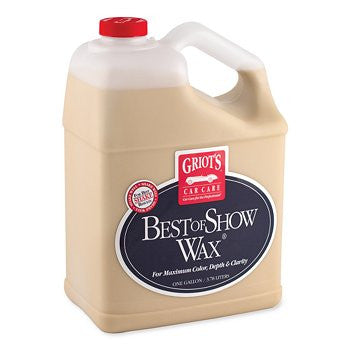 (New) 1 Gallon Best of Show Wax