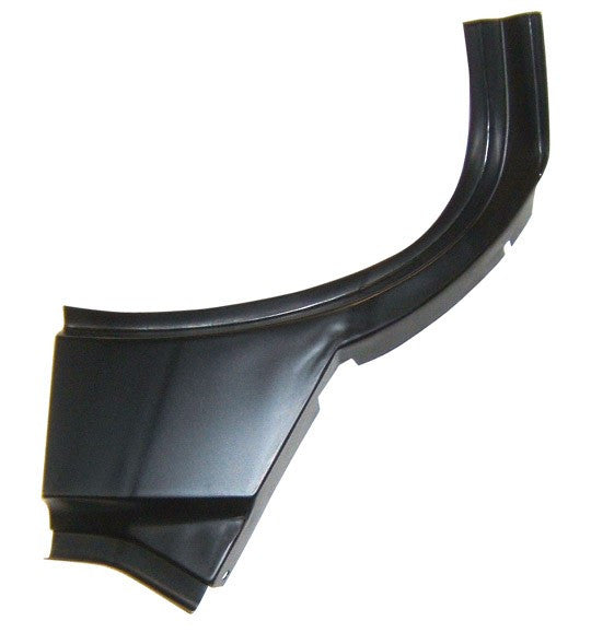 (New) 911/912 Left Windshield Frame and Cowl Repair Piece - 1966-89