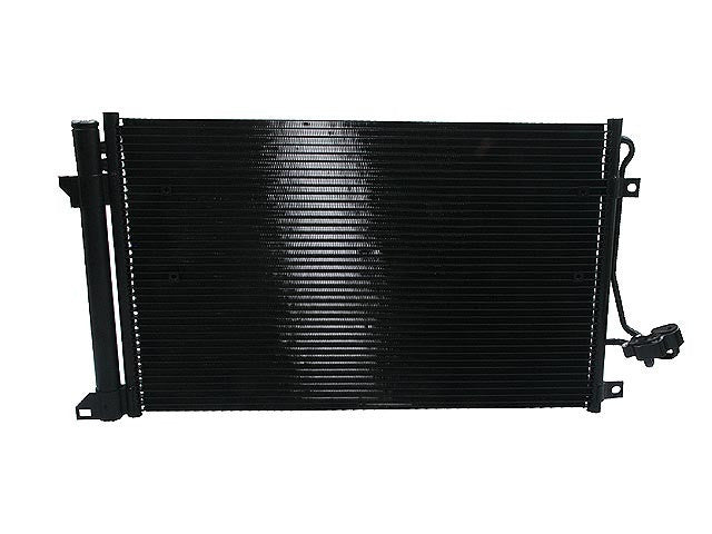 (New) Cayenne A/C Condenser with Receiver/Drier - 2003-2010