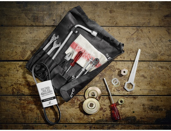 (New) 912 Porsche Classic Tool Bag Kit - 1965-69