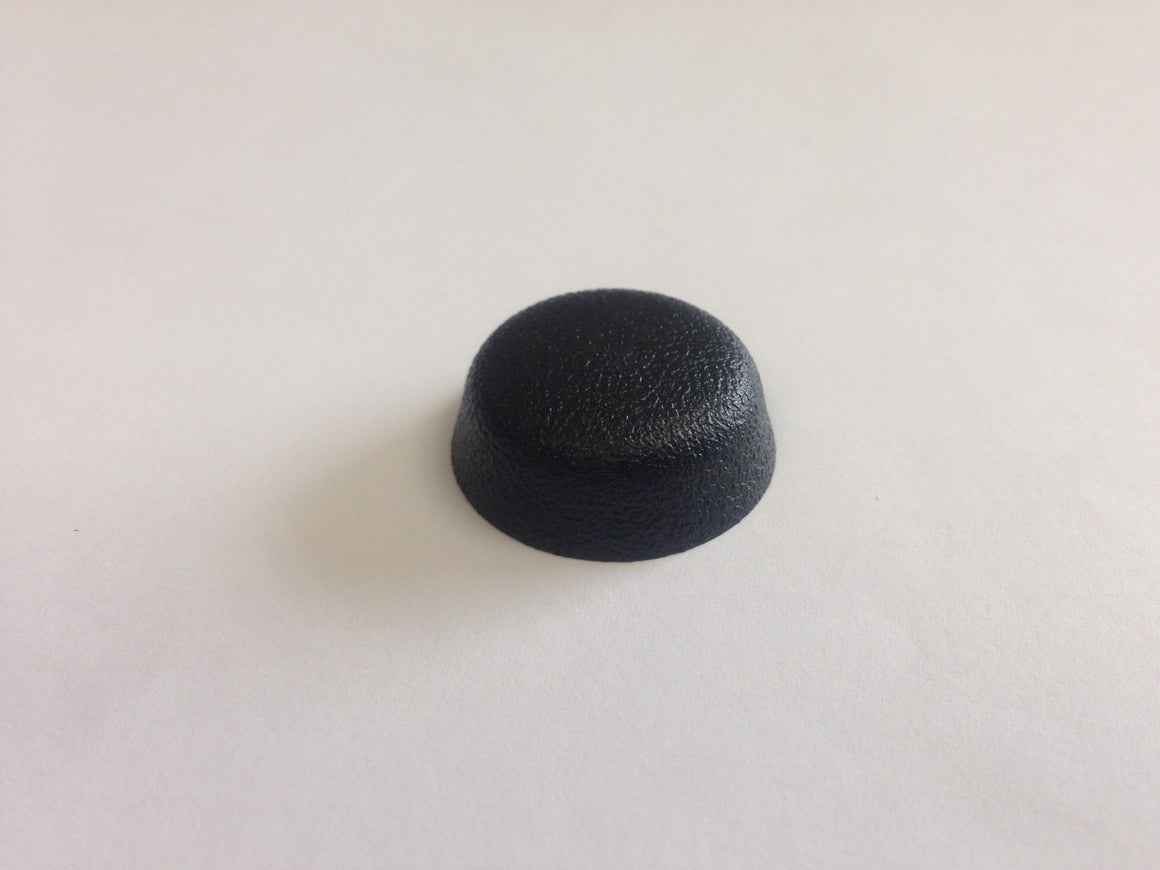 (New) Black Cap for Front Seat Belt Bolt