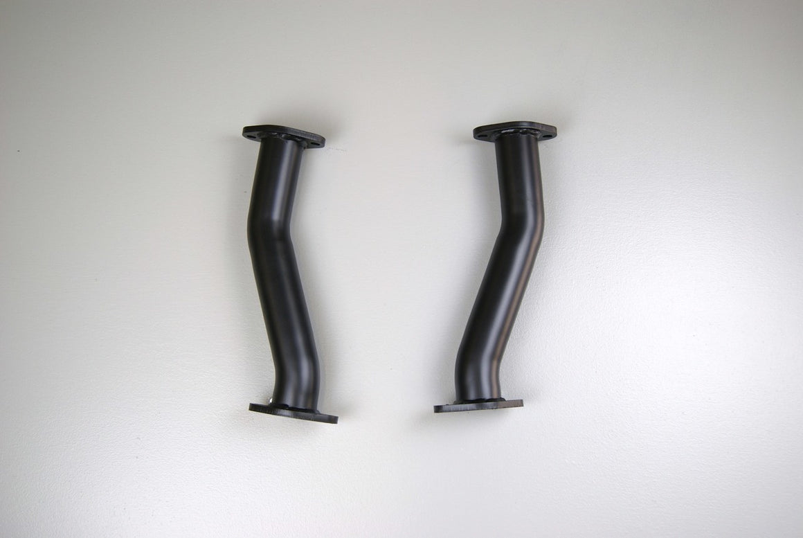 (New) 911 European Racing Headers to Stock Exhaust Street Adapter Kit
