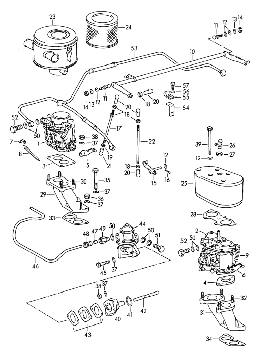 Porsche Fuel And Exhaust Page 5