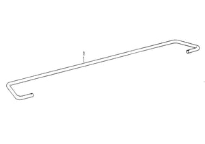 (New) 15mm Rear Sway Bar - 1968-73