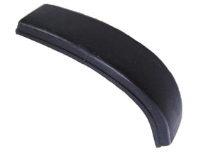 (New) 911/912 Left or Right Rear Bumper Guard Rubber Buffer - 1967-73