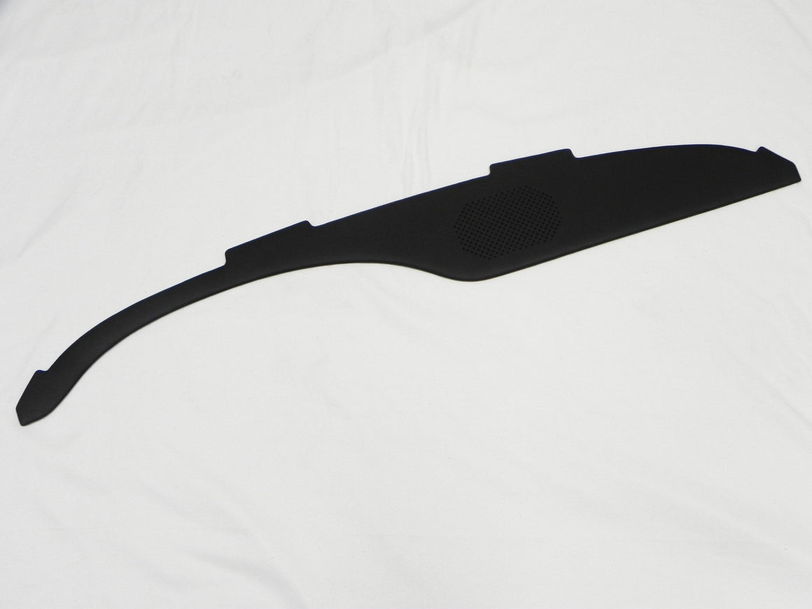 (New) 911 or 912 Black Dash Pad Top Cover - 1965-68