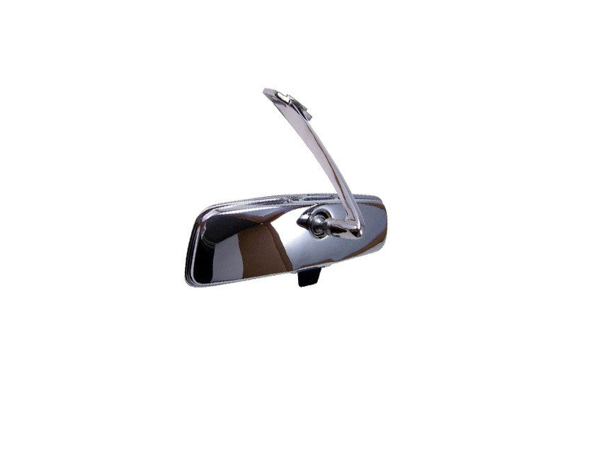 (New) 911/912 Chrome Interior Rear View Mirror - 1965-67