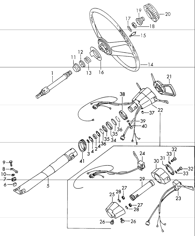 Aase Sales Porsche 911 912 930 Axles And Steering Page 2