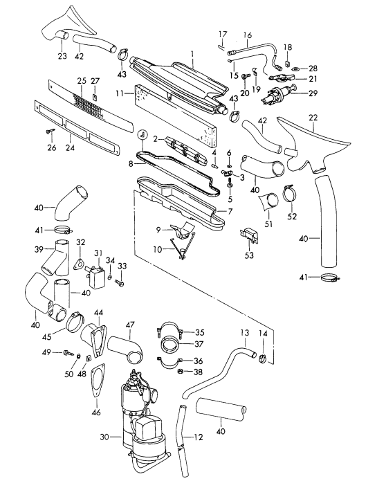 Porsche 911 912 930 Fuel And Exhaust Page 5