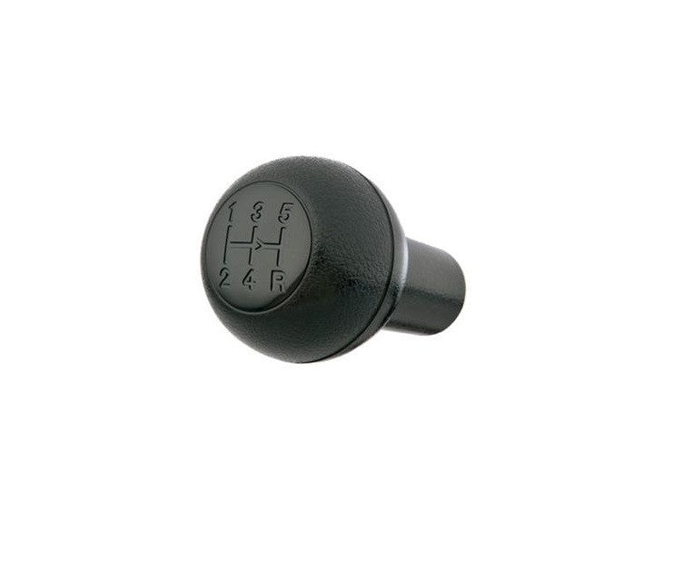 (New) 911 Black 5 Speed Shift Knob with 915 Gearbox - 1974-86