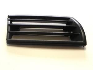 (New) 911 Right Side Black Horn Grille - 1973