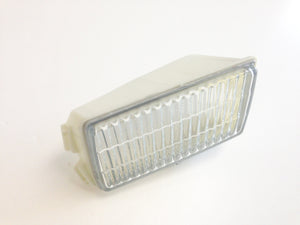 (New) 911/930 Right Side Clear Fog Light Lens - 1984-89