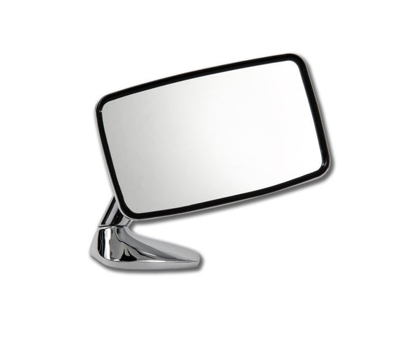 (New) 911 Right Side Chrome Flag Mirror - 1974-75