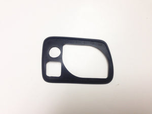 (New) 911/912 E/930 Left Side Mirror Base Gasket - 1974-89