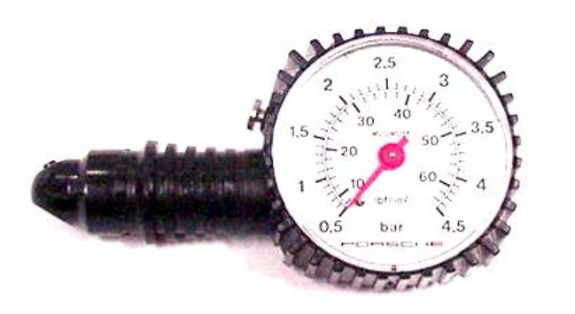 (New) Factory Tire Pressure Gauge
