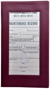 (New) 911 T/E/S Maintenance Manual and Insert Papers