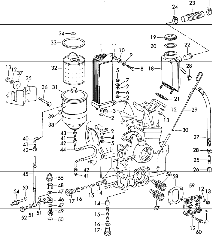 Aase Sales Porsche 911 912 930 Engine And Transmission Page 11