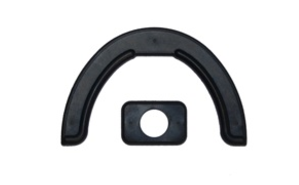 (New) 914 Door Handle Seal Kit 1970-76