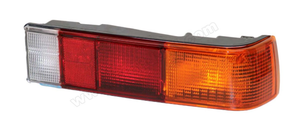 (New) 914 Euro Tail Light Assembly Right - 1970-76