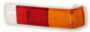 (New) 914 Euro Tail Light Lens Right - 1970-76